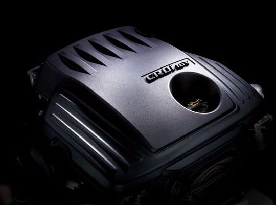 Động cơ diesel 2.5 CRDi  (WGT)