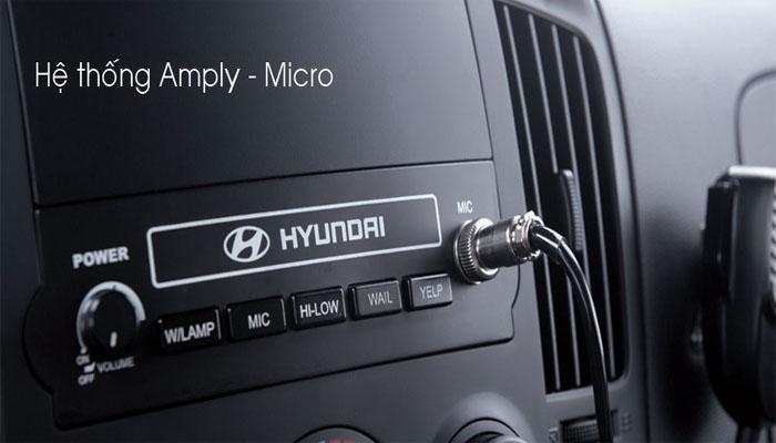 hệ thống âm ly micro