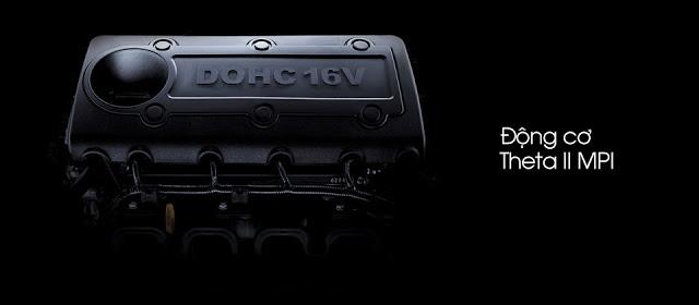 Động cơ xăng Theta II