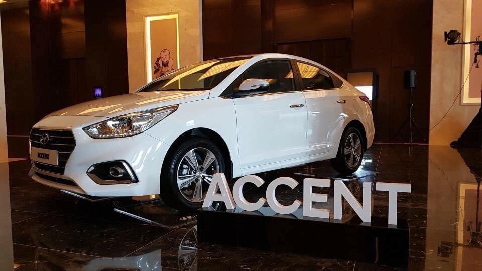 Đánh giá xe hyundai accent