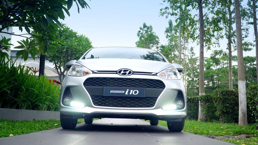 đánh giá hyundai i10