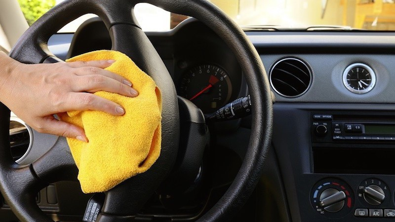 sử dụng xe ô tô mùa dịch