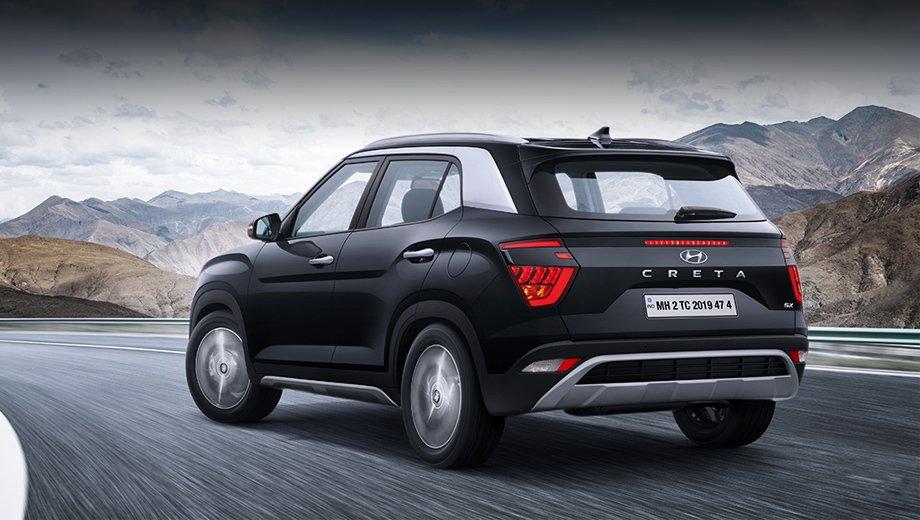 Hyundai Creta có giá bán 806 triệu