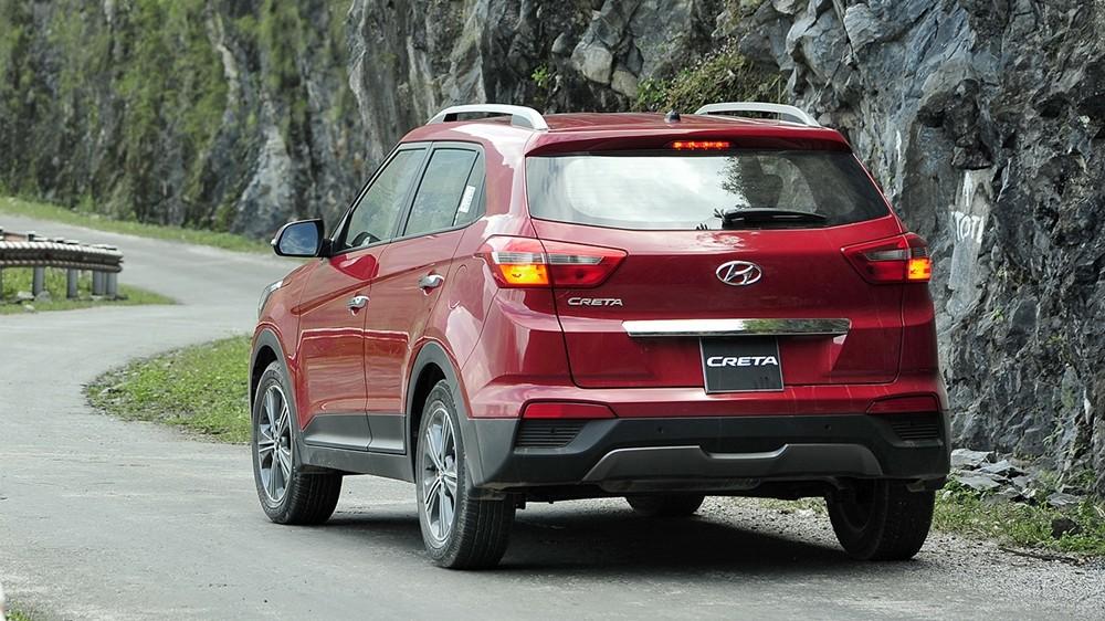 Hyundai Creta: Đi tìm đối thủ