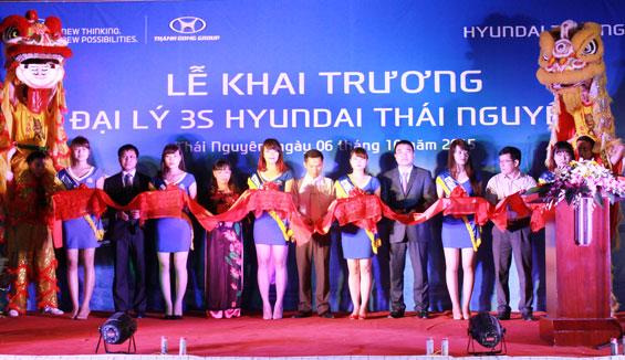 Hyundai thái nguyên