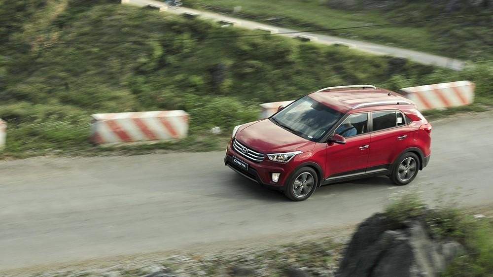 Hyundai Creta những đánh giá đầu tiên về phiên bản máy dầu