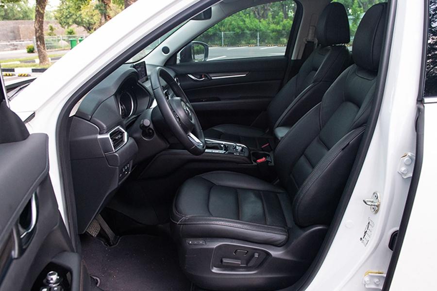Soi chi tiết Mazda CX-5 2016 có gì mới?