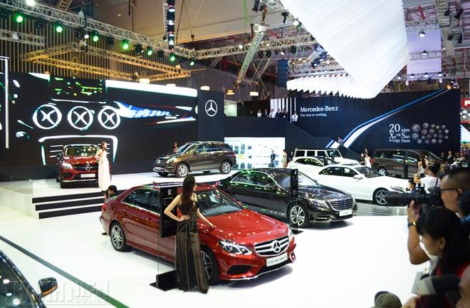 Triển lãm ô tô quốc tế