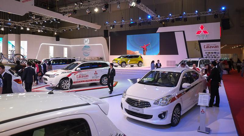 Triển lãm ô tô quốc tế Việt Nam