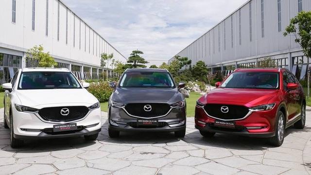 triệu hồi Mazda 3