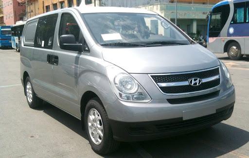 Xe Hyundai Starex 6 chỗ bán tải