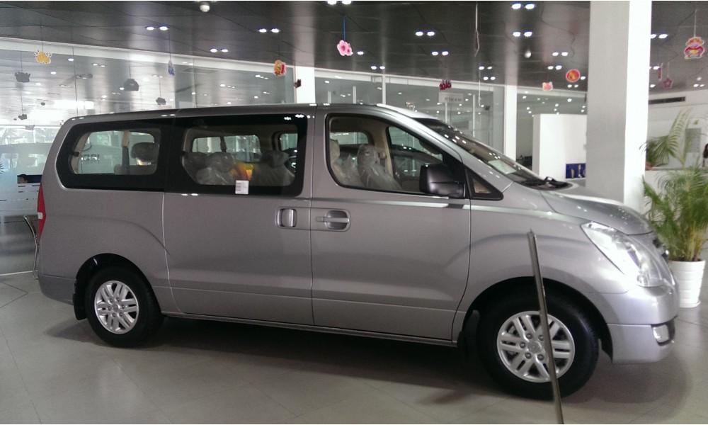 Hyundai Starex 6 chỗ bán tải hoàn toàn mới