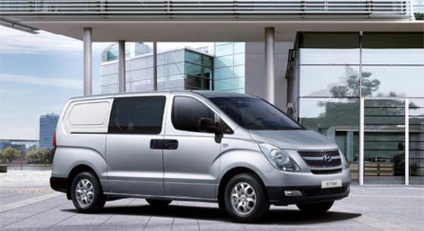 Hyundai Starex 6 chỗ bán tải động cơ xăng