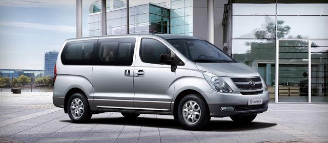 Hyundai Starex 6 chỗ bán tải động cơ dầu