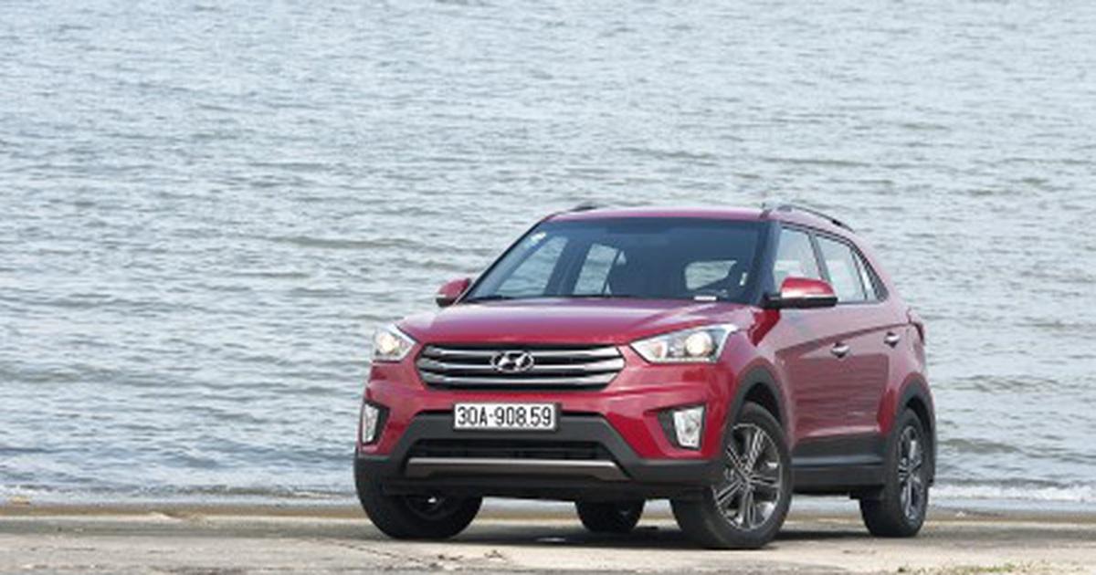 Hyundai Creta đậm chất Việt dã