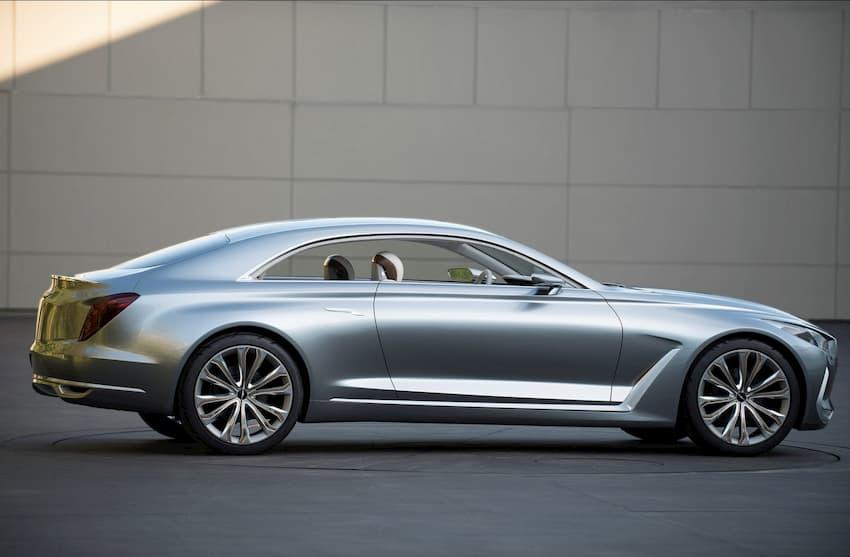 Hyundai chinh thuc dua Genesis thanh thuong hieu xe sang