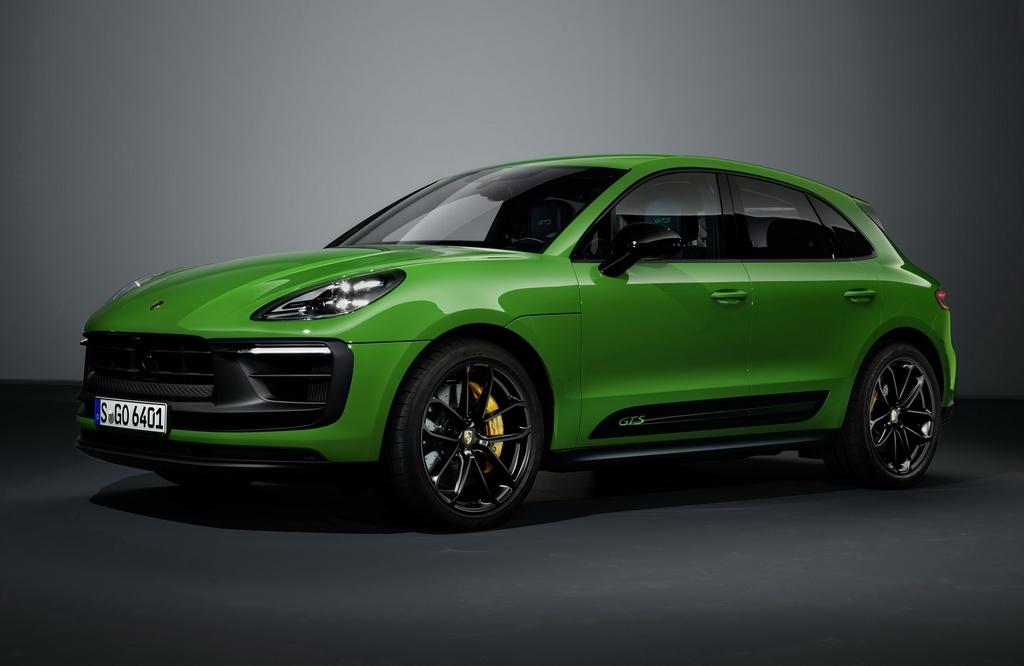 Porsche triệu hồi Macan