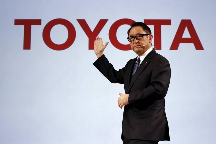 Toyota và Volkswagen