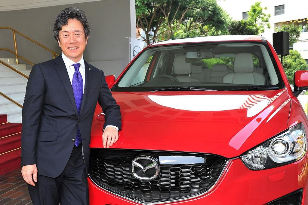 CEO Mazda