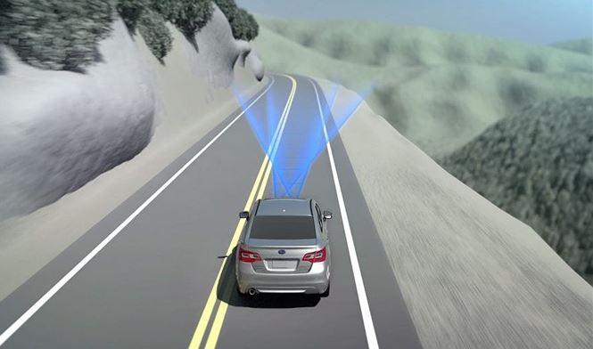 hệ thống an toàn chủ động trên xe hơi