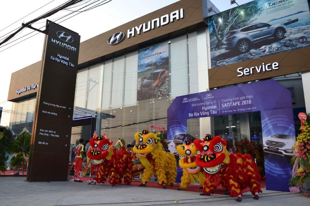 Hyundai Bà Rịa - Vũng Tàu