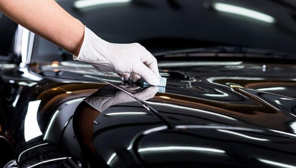 phủ nano cho xe hơi