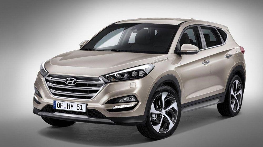 Hyundai Tucson 2016 cảm giác lái thể thao hơn