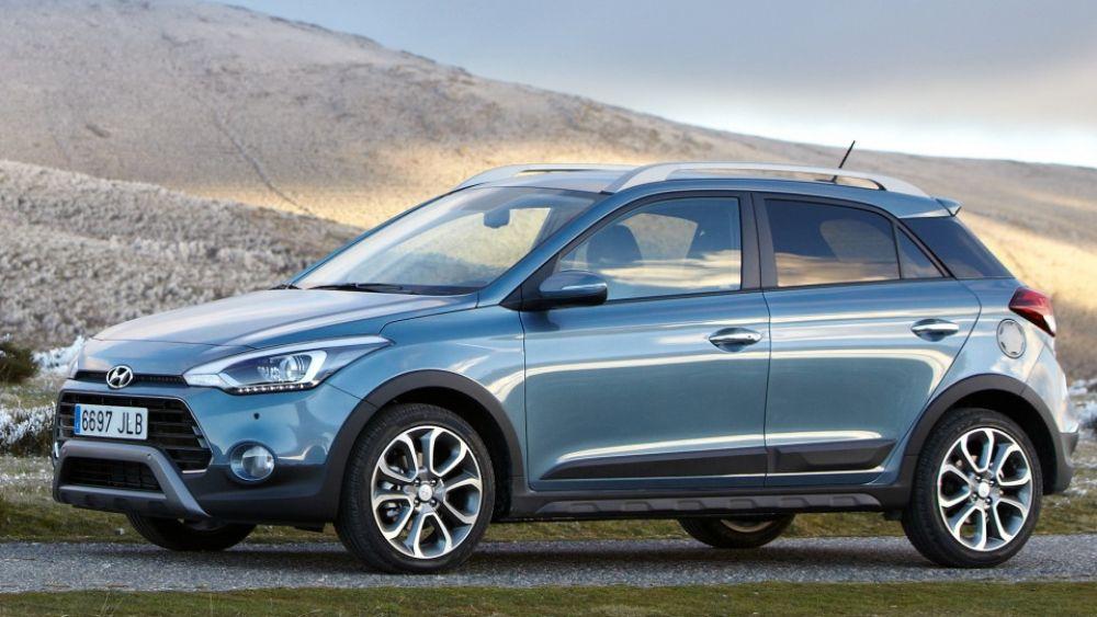 Hyundai i20 Active gây ấn tượng tại trời Âu