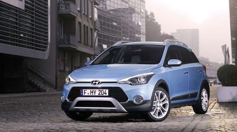 Hyundai i20 Active phiên bản châu Âu
