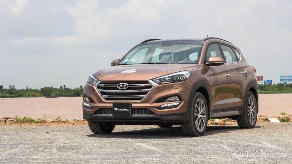 Hyundai Tucson 2016 an toàn tuyệt đối