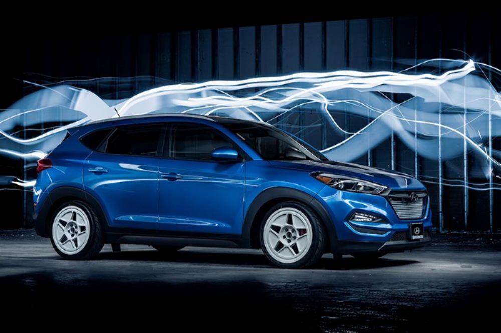 Hyundai Tucson 2016 700 mã lực