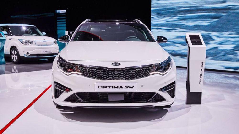 Kia Optima 2016 cứng cáp mạnh mẽ hơn
