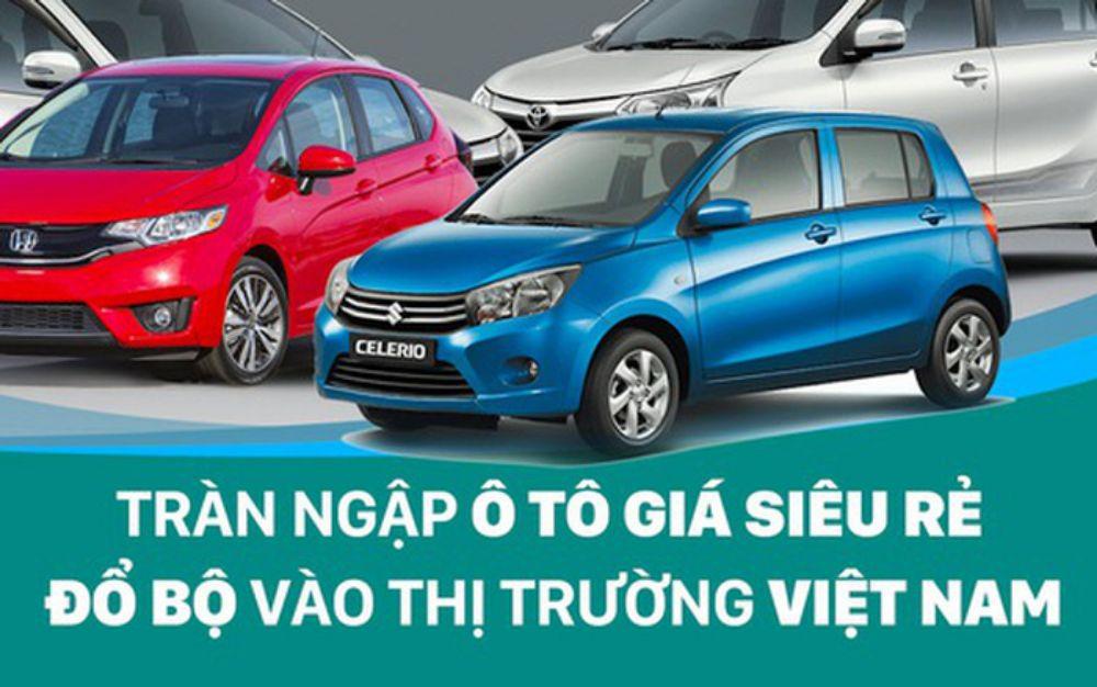 ôtô giá rẻ