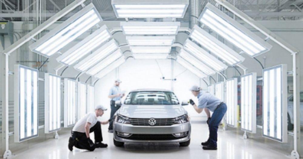 Volkswagen đàm phán xe lắp ráp tại Việt Nam