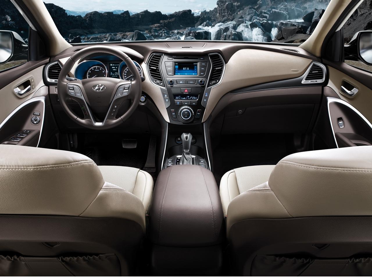 Hyundai Santafe 2017 đánh giá sơ bộ ban đầu