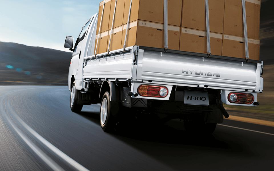 Soi chi tiết xe Hyundai Porter H100