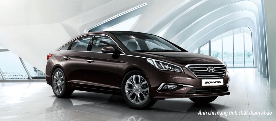 Ấn tượng trong thiết kế ngoại, nội thất xe Sonata 2016