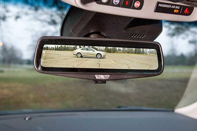 Cadillac CT6 tích họp camera vào gương chiếu hậu