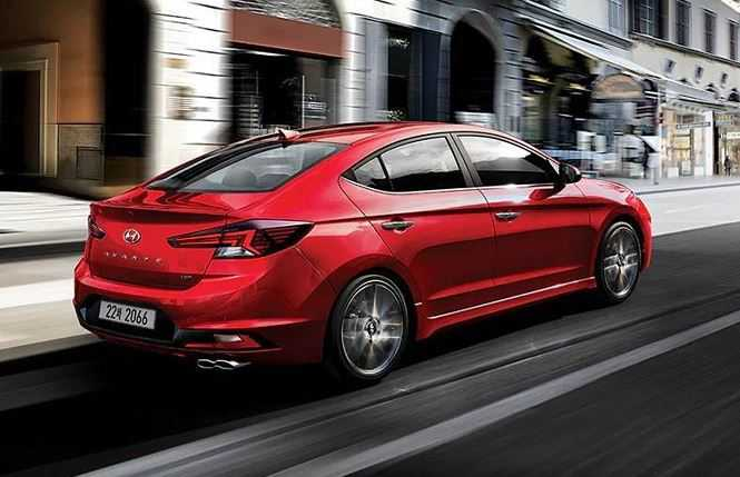Hyundai Elantra Sport 200