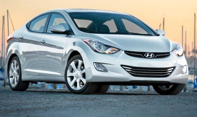 Hyundai Elantra 2013 đã bắt đầu đặt chân tới sự hoàn hảo