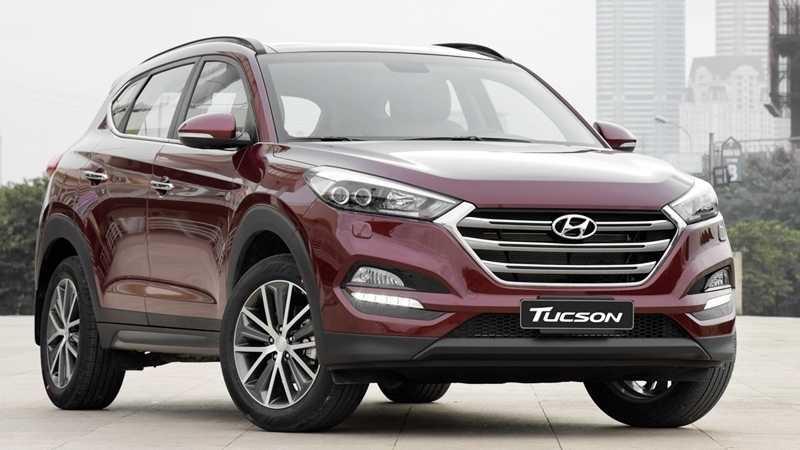 """Hyundai Tucson ấn tượng với thiết kế """" Điêu khắc dòng chảy 2.0 """""""