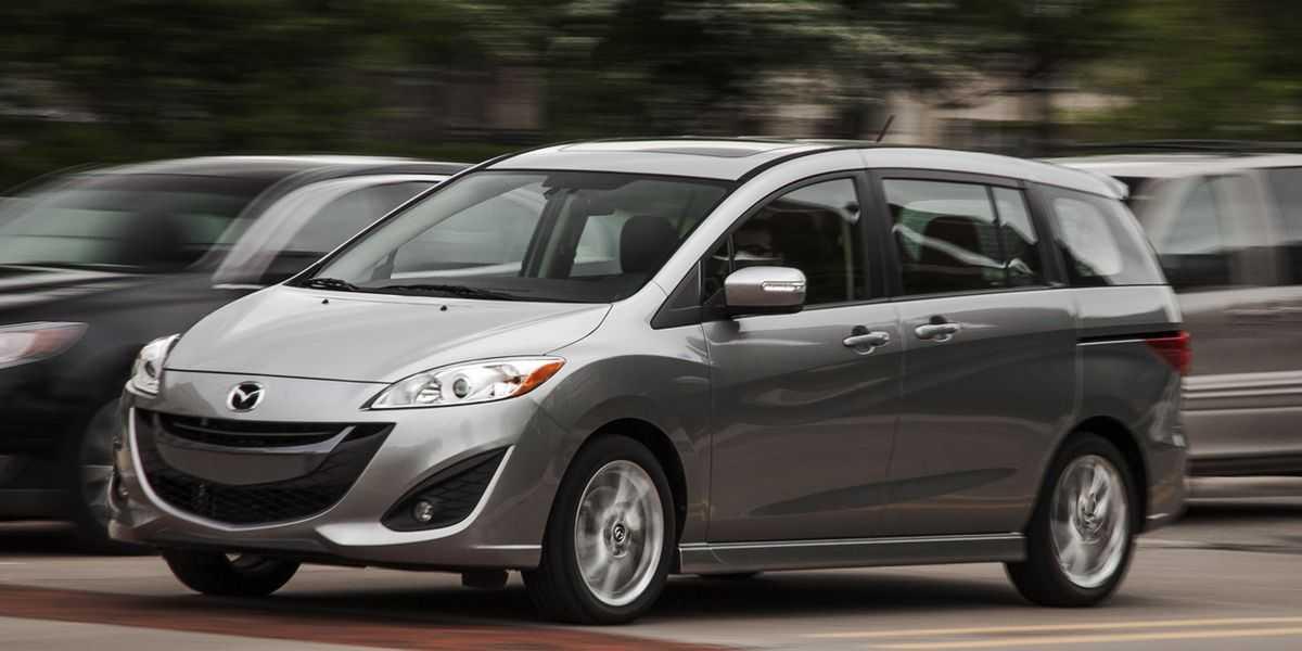 Mazda 5 sẽ bị khai trừ sau model 2015