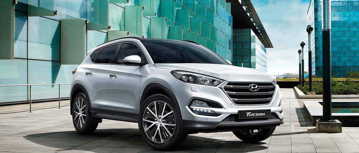 """""""Kẻ du mục"""" Hyundai Tucson 2016 bùng nổ khắp trời Âu"""