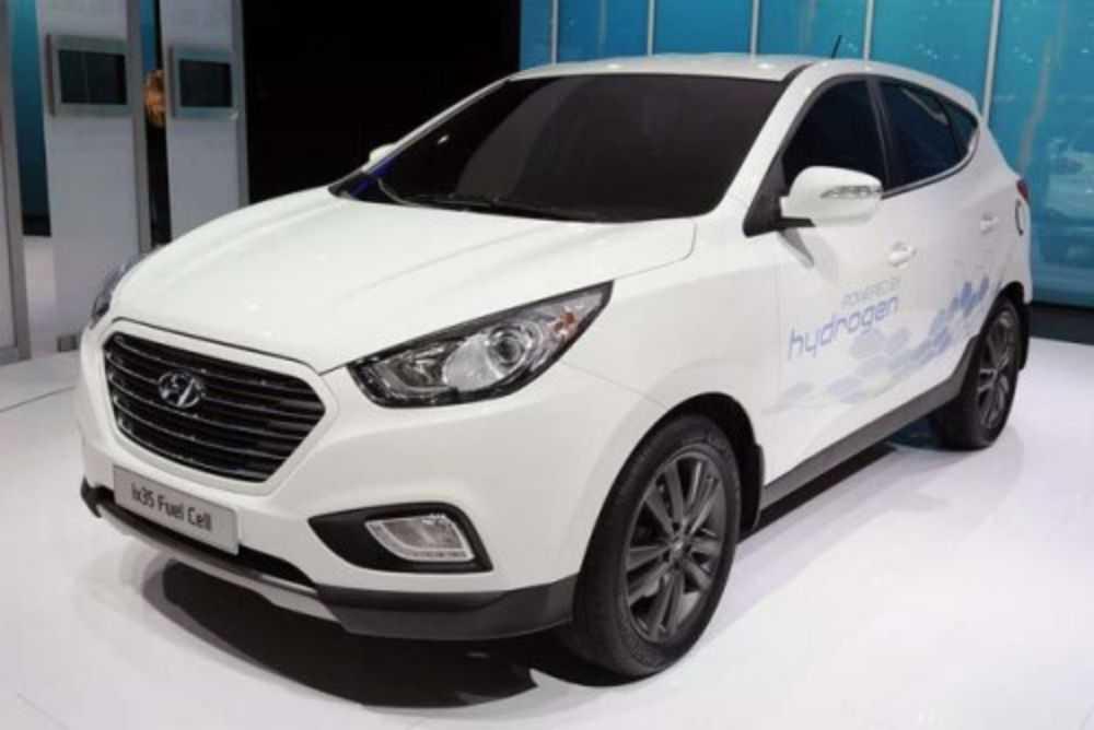 Hyundai ix35 Fuel