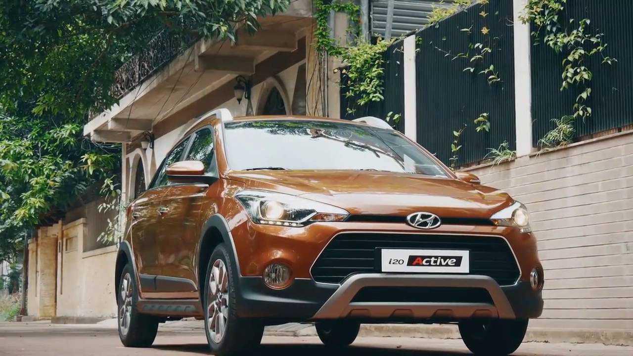 Hyundai i20 Active thu hút sự chú ý của khách hàng